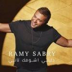 كلمات اغنية خليني اشوفك تاني رامي صبري