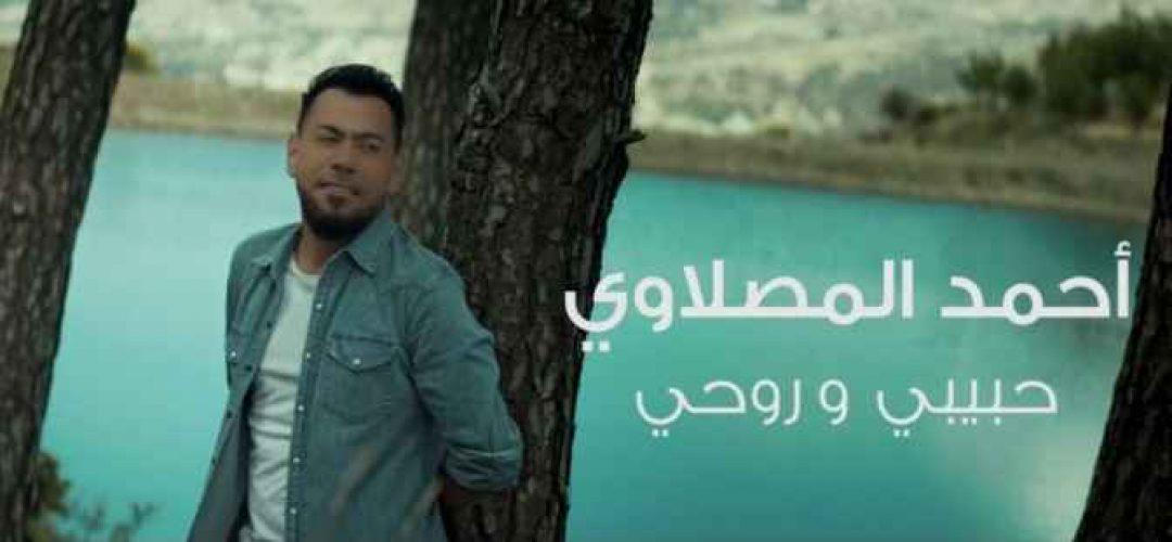 كلمات اغنية حبيبي وروحي احمد المصلاوي