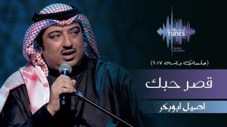 كلمات اغنية قصر حبك اصيل ابوبكر